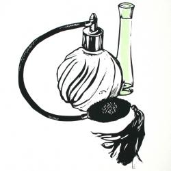 Perfume Puffer 2011