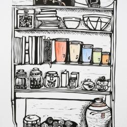 Still life - the dresser2007