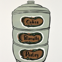 Cakes, biscuits, pastry 2014