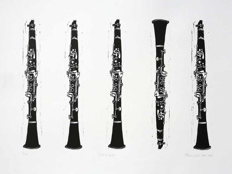 Clarinets 2007