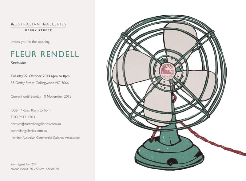 Fleur RENDELL E-Invitation DS13